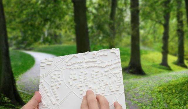 Odštampajte 3D plan grada